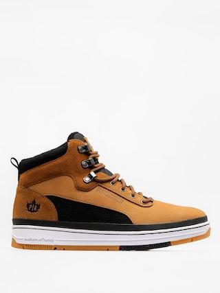K1x Shoes Gk 3000 (dark honey)