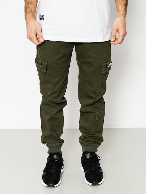 Backyard Cartel Pants Trench Jogger (khaki)