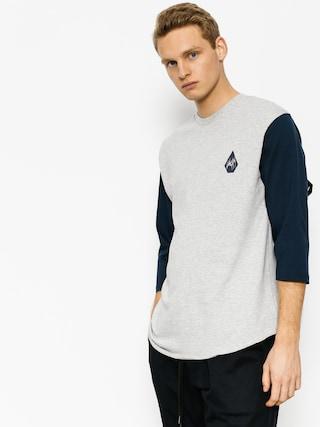 Volcom T-Shirt Carving Block Hw 3/4 (hgr)
