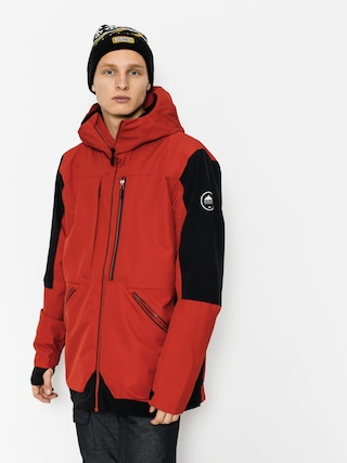 a9b349b6b Quiksilver Snowboard jacket Travis Rice Stretch (ketchup red)