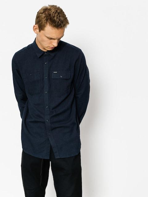 Volcom Shirt Hickson LS (nvy)