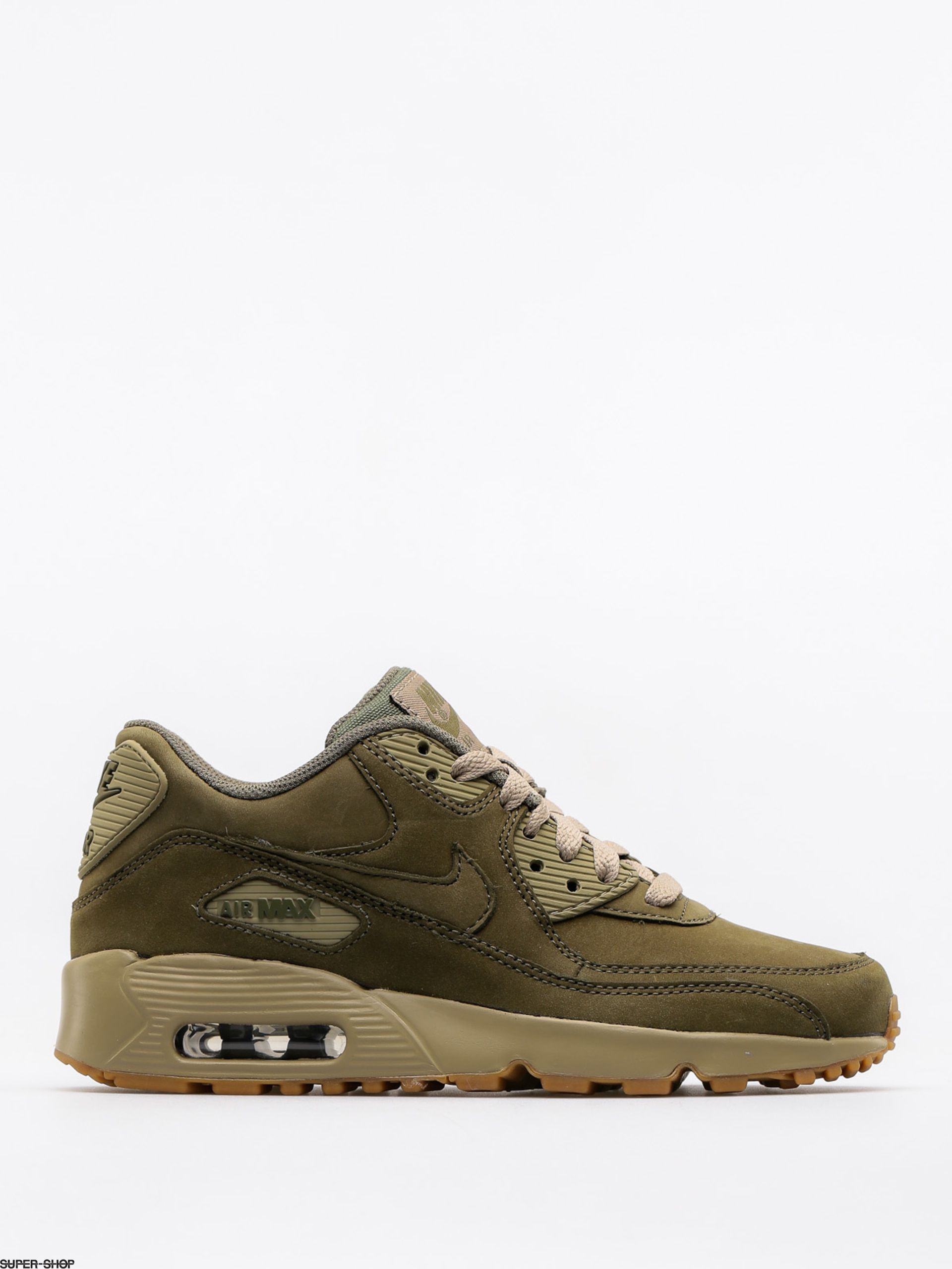 Nike Shoes Air Max 90 Winter Premium Gs (medium olive/medium olive bamboo)