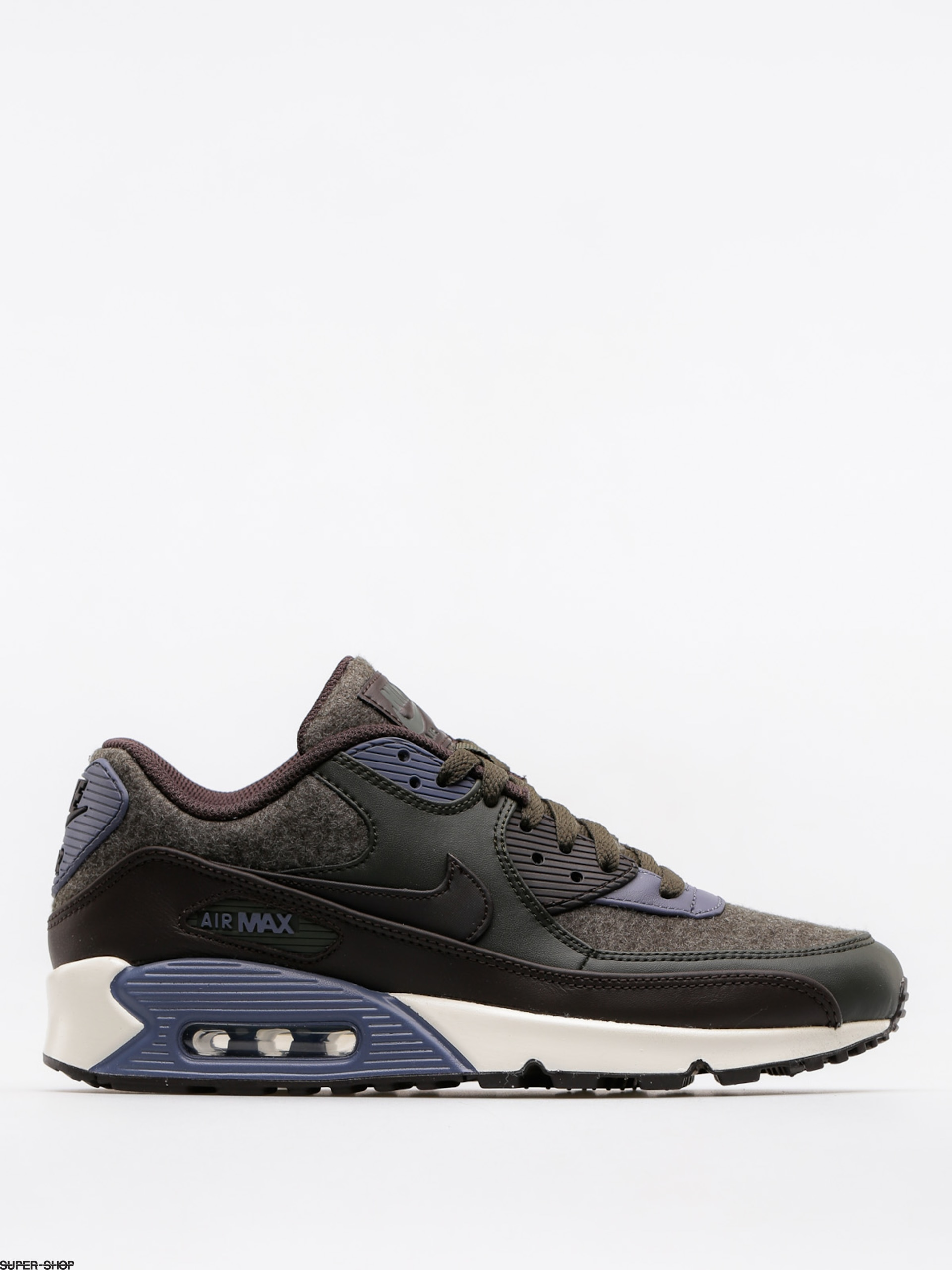 Nike Shoes Air Max 90 Premium (sequoia/velvet brown light carbon)