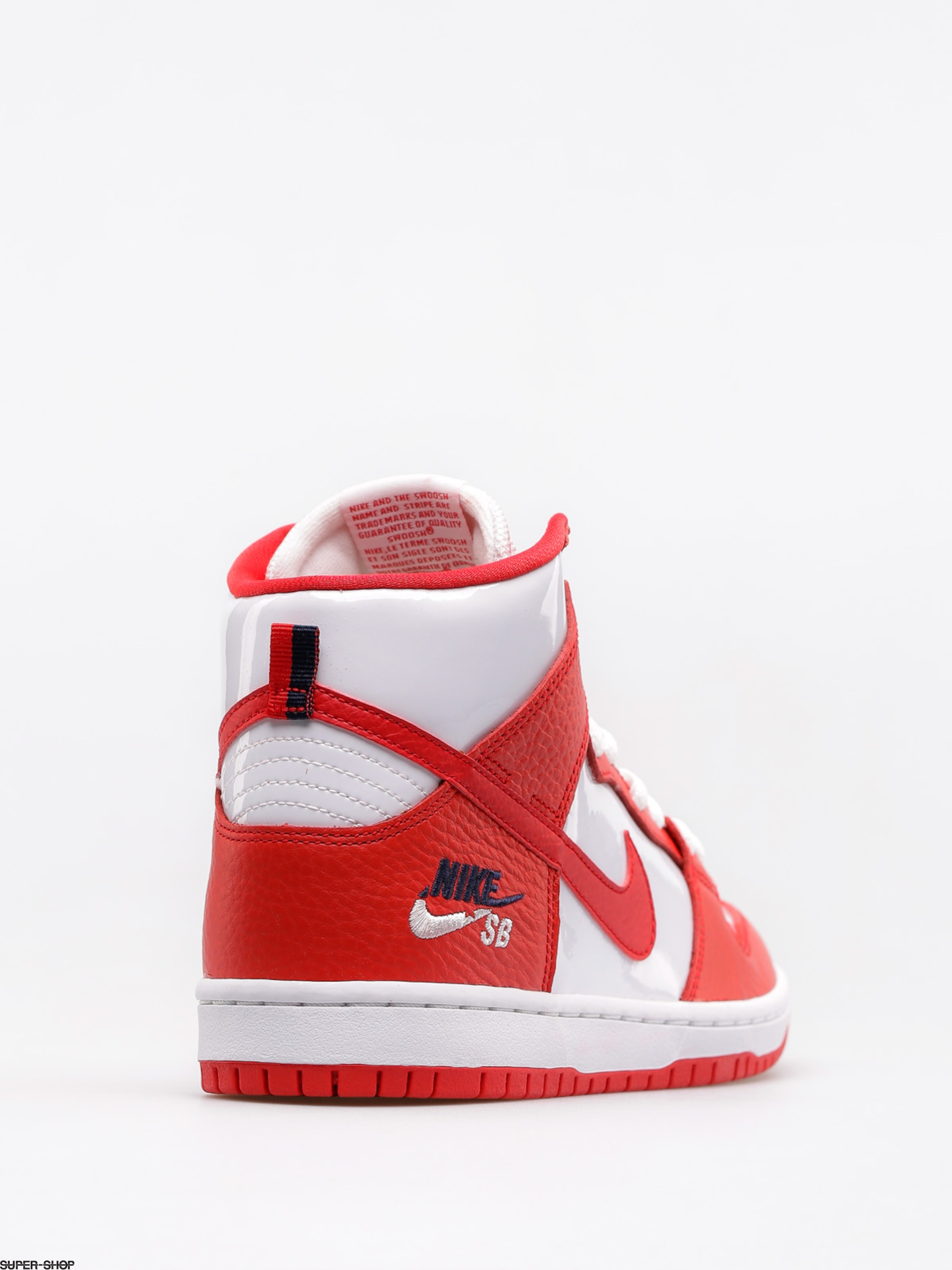 premium selection 2bd52 13f6b Nike SB Schuhe Sb Zoom Dunk High Pro (university red/university red white)