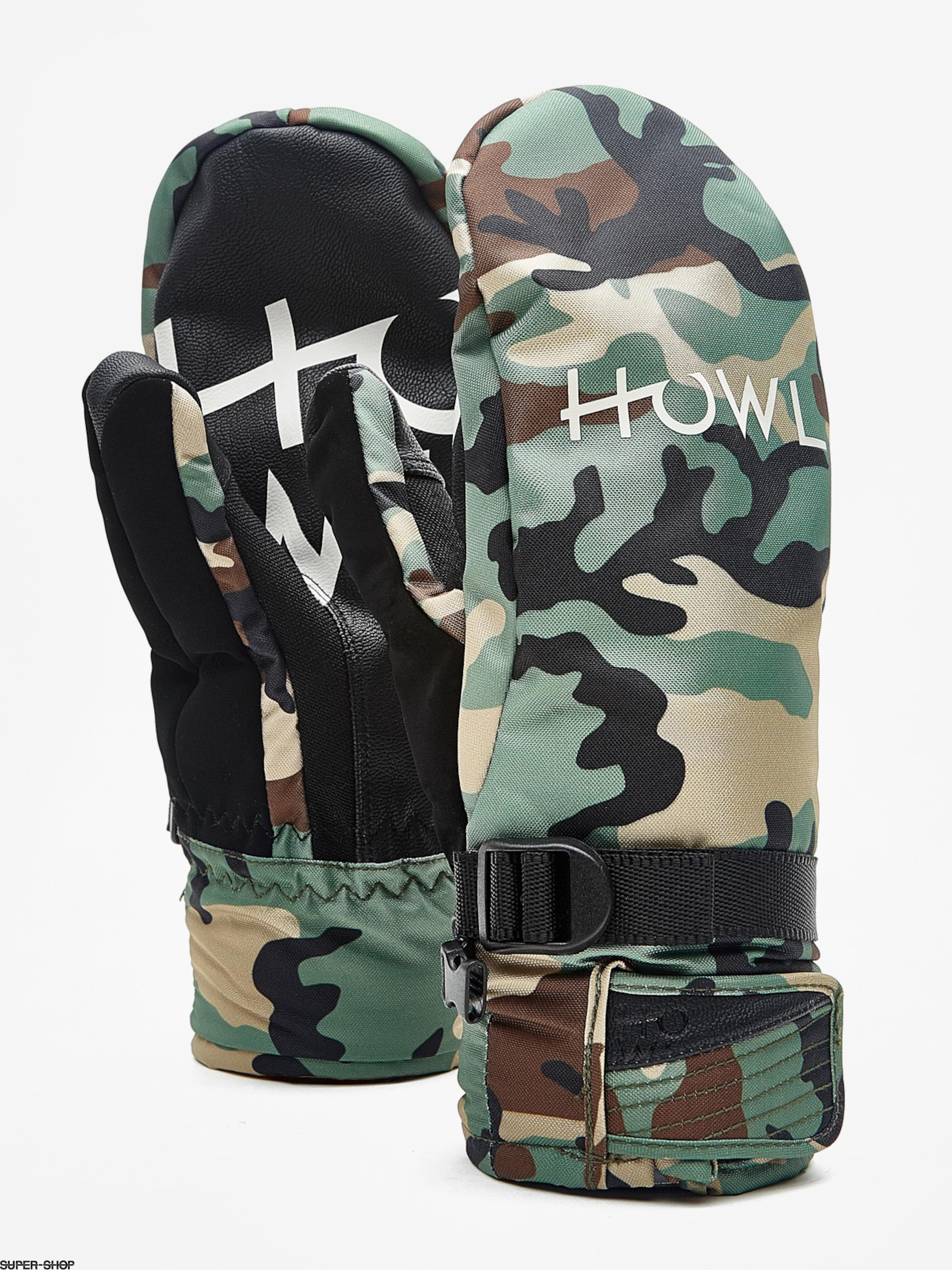Howl Gloves Fairbanks Mitt (camo)