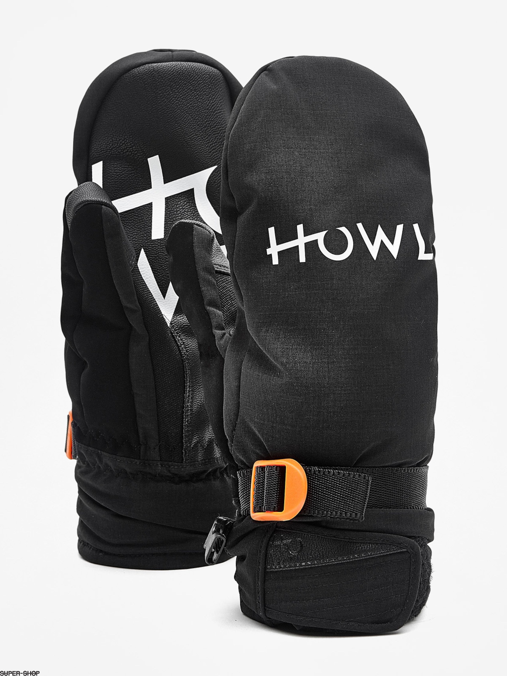 Howl Gloves Fairbanks Mitt (black)