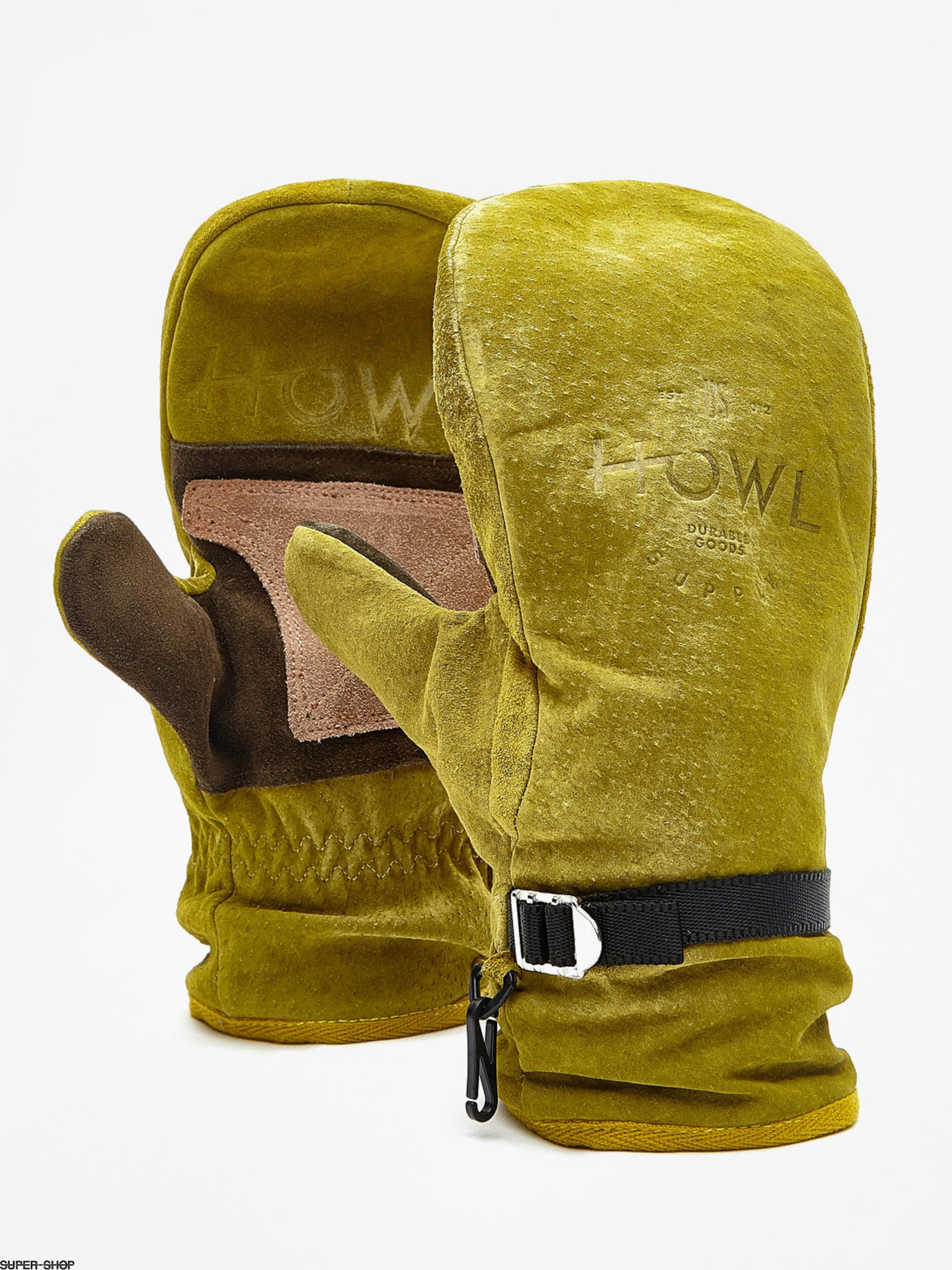 Howl Gloves Highland Mitt (gold)