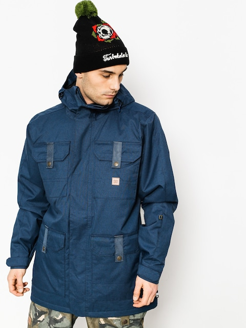 DC Snowboard jacket Servo (insignia blue)