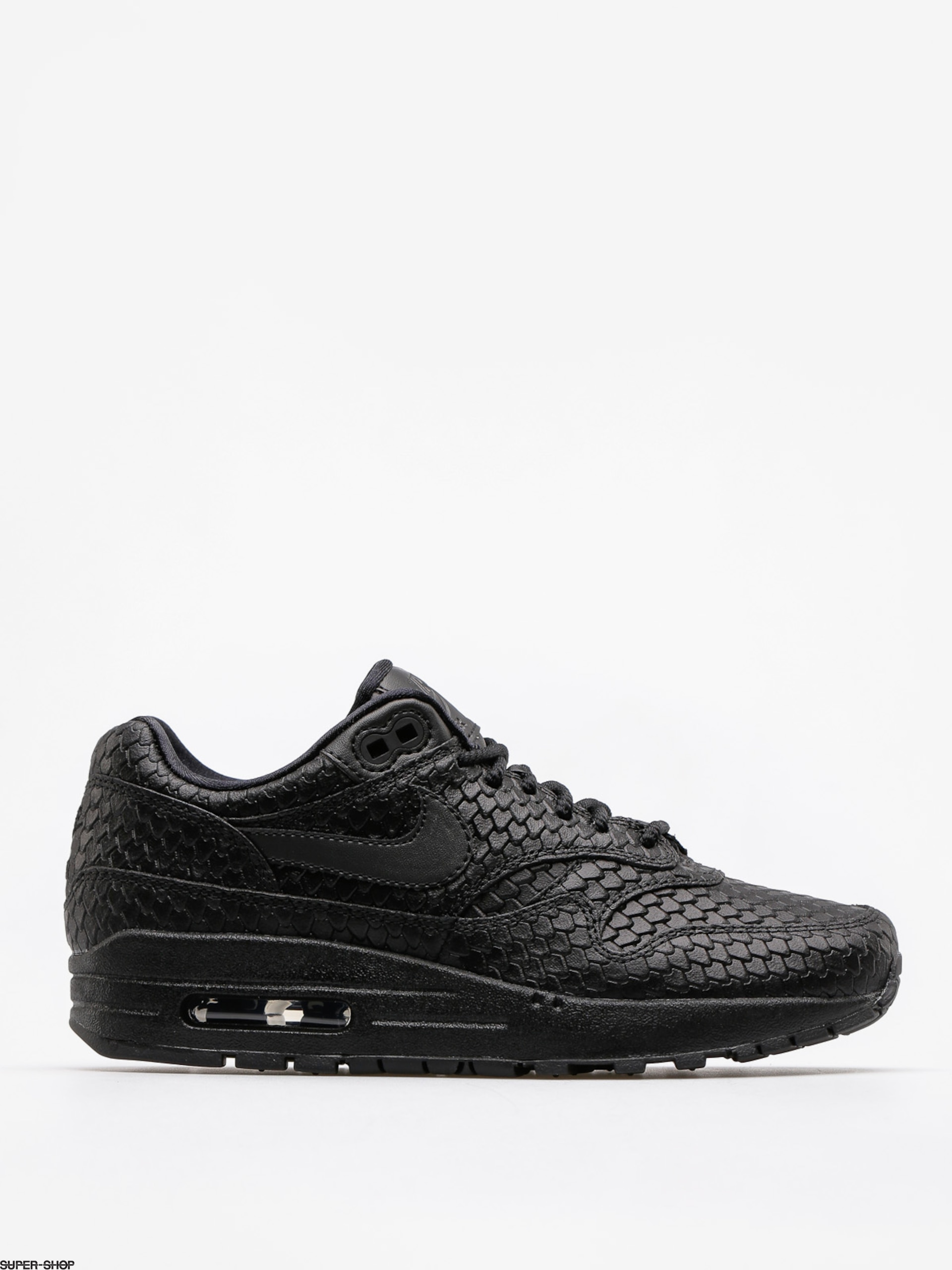 Nike Shoes Air Max 1 Premium Wmn (black/black anthracite)