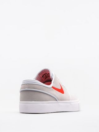 Nike SB Schuhe Zoom Stefan Janoski (pure platinum/university red black white)