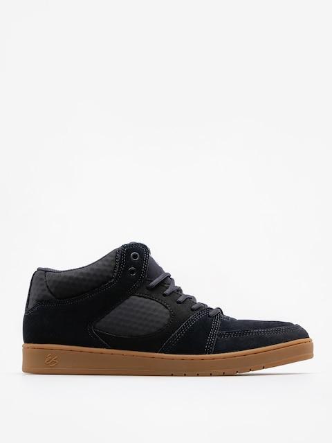 Es Schuhe Accel Slim Mid (navy/gum)