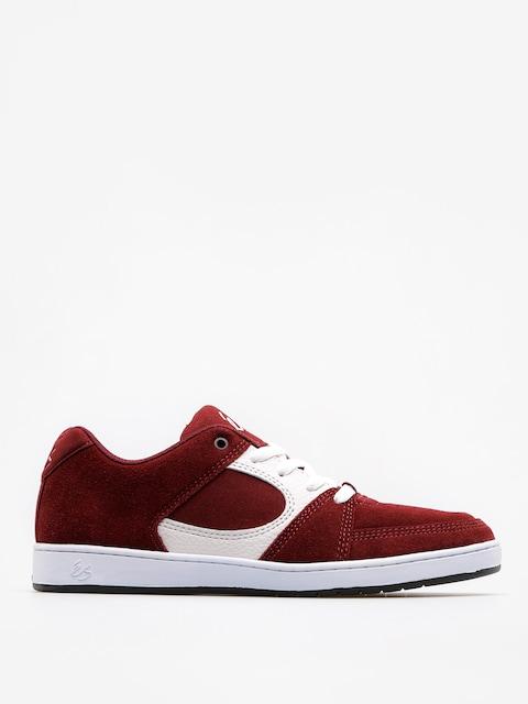 Es Schuhe Accel Slim (red/white/black)