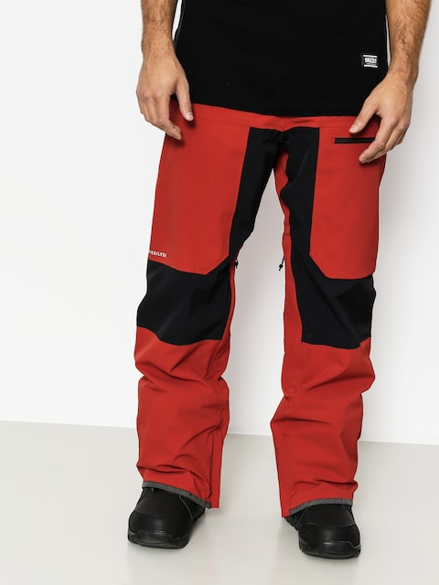Quiksilver Snowboard pants Tr Stretch (ketchup red)