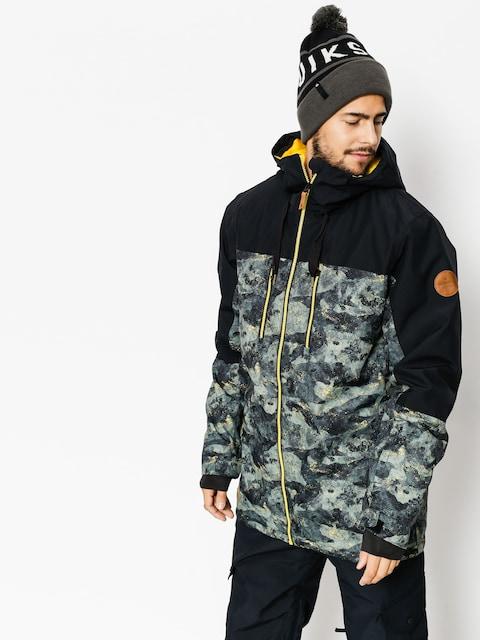 Quiksilver Snowboard jacket Mission Block (anicamo)