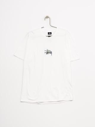 Stussy T-shirt Prism Logo (white)