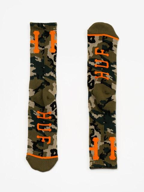 HUF Socks Ambush Classic H (camo)