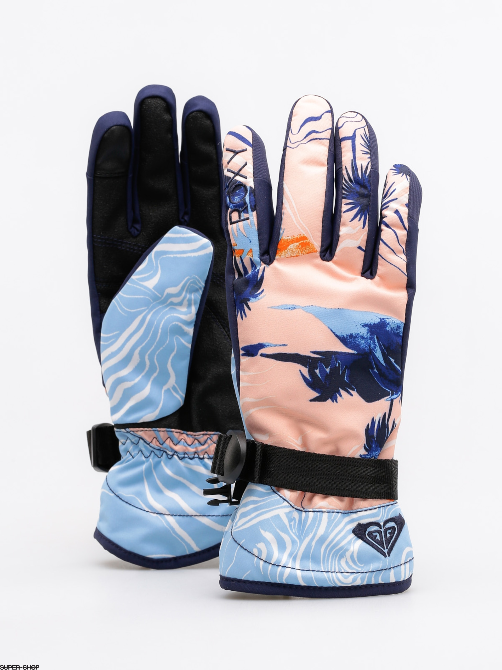 Roxy Gloves Rx Jetty Wmn (pop snow)