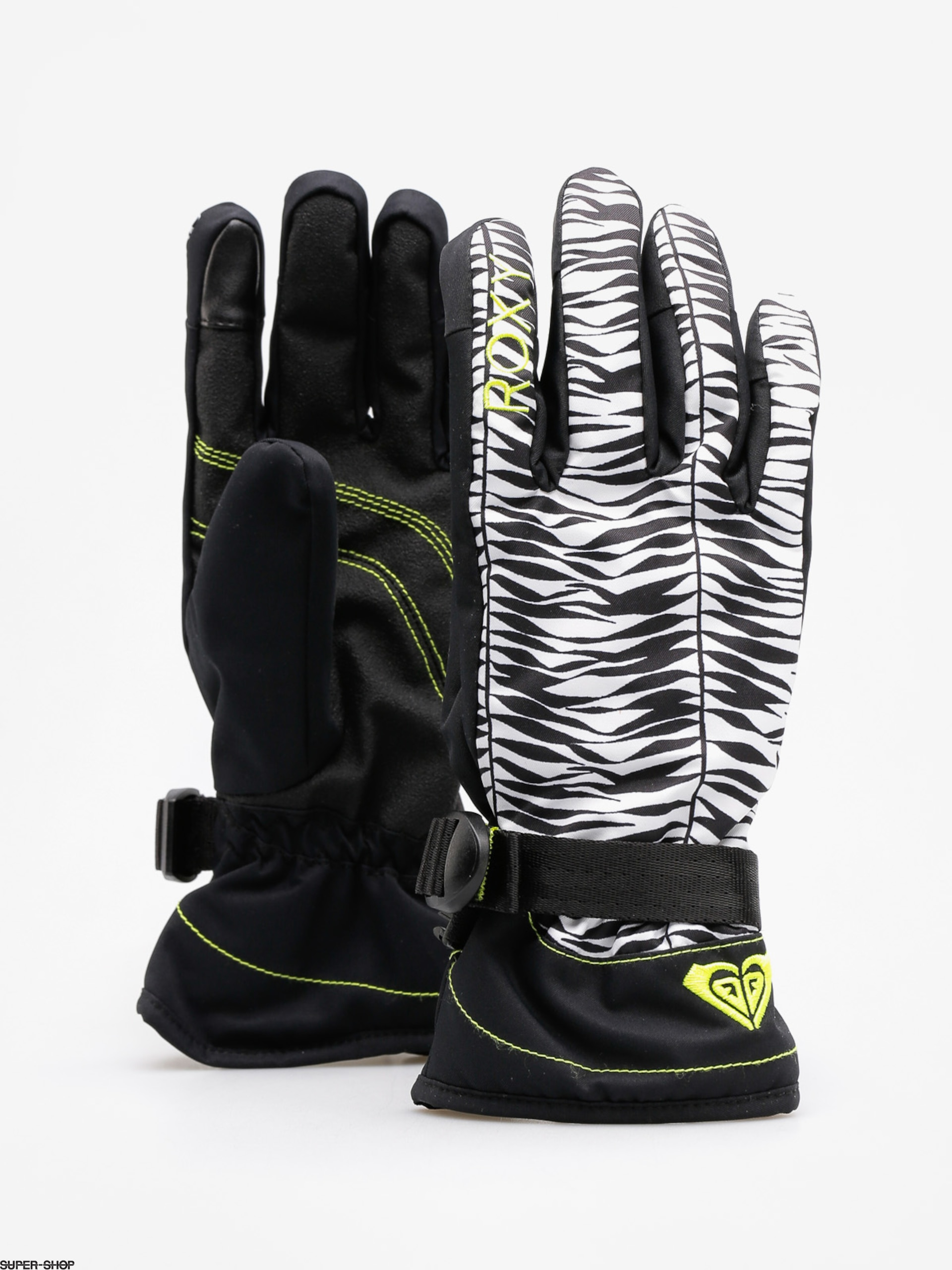 Roxy Gloves Rx Jetty Wmn (true black savanna)