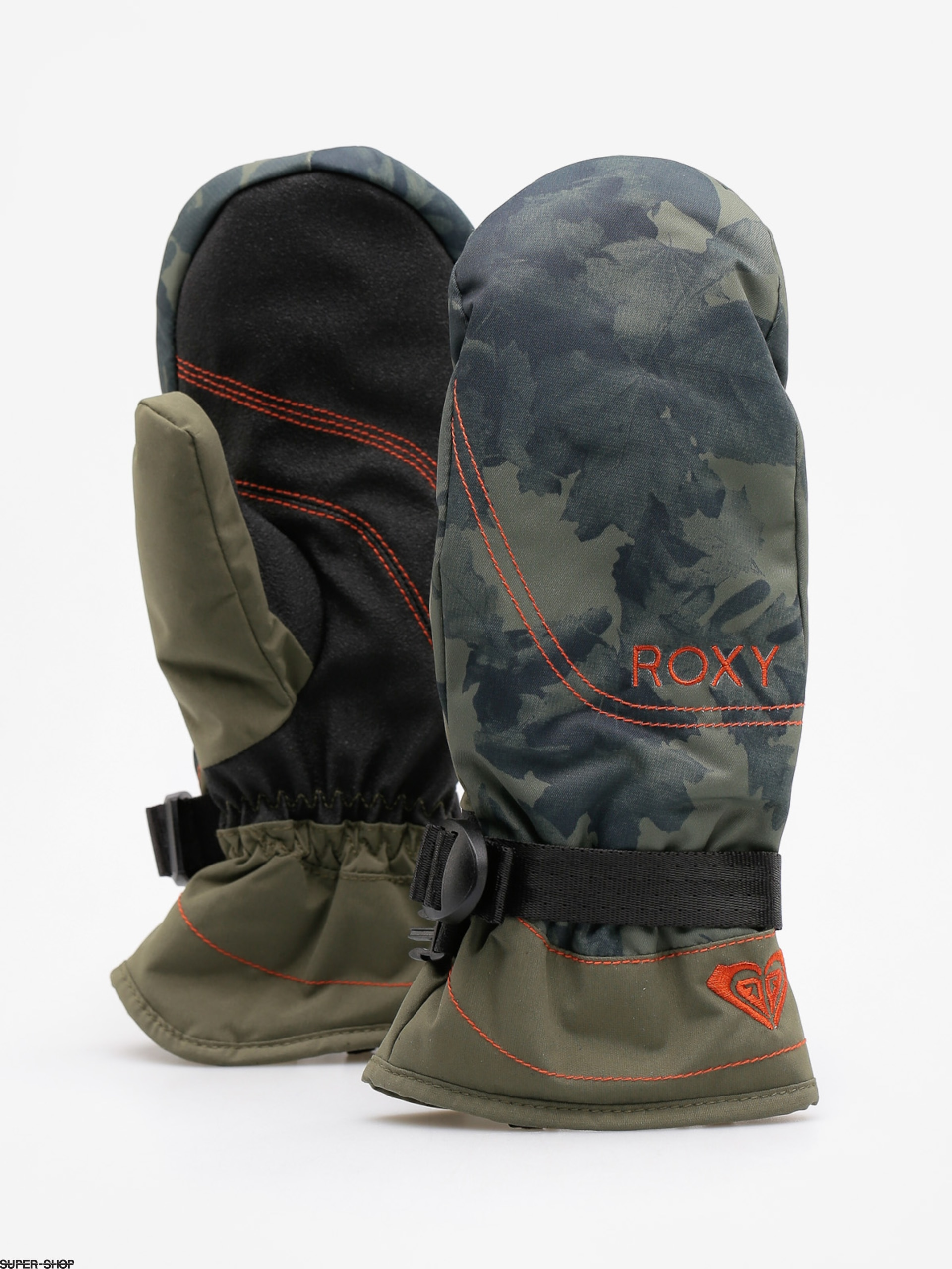 Roxy Gloves Jetty Mitt Wmn (sylvan forest)