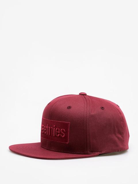 Etnies Cap Corp Box ZD (burgundy)