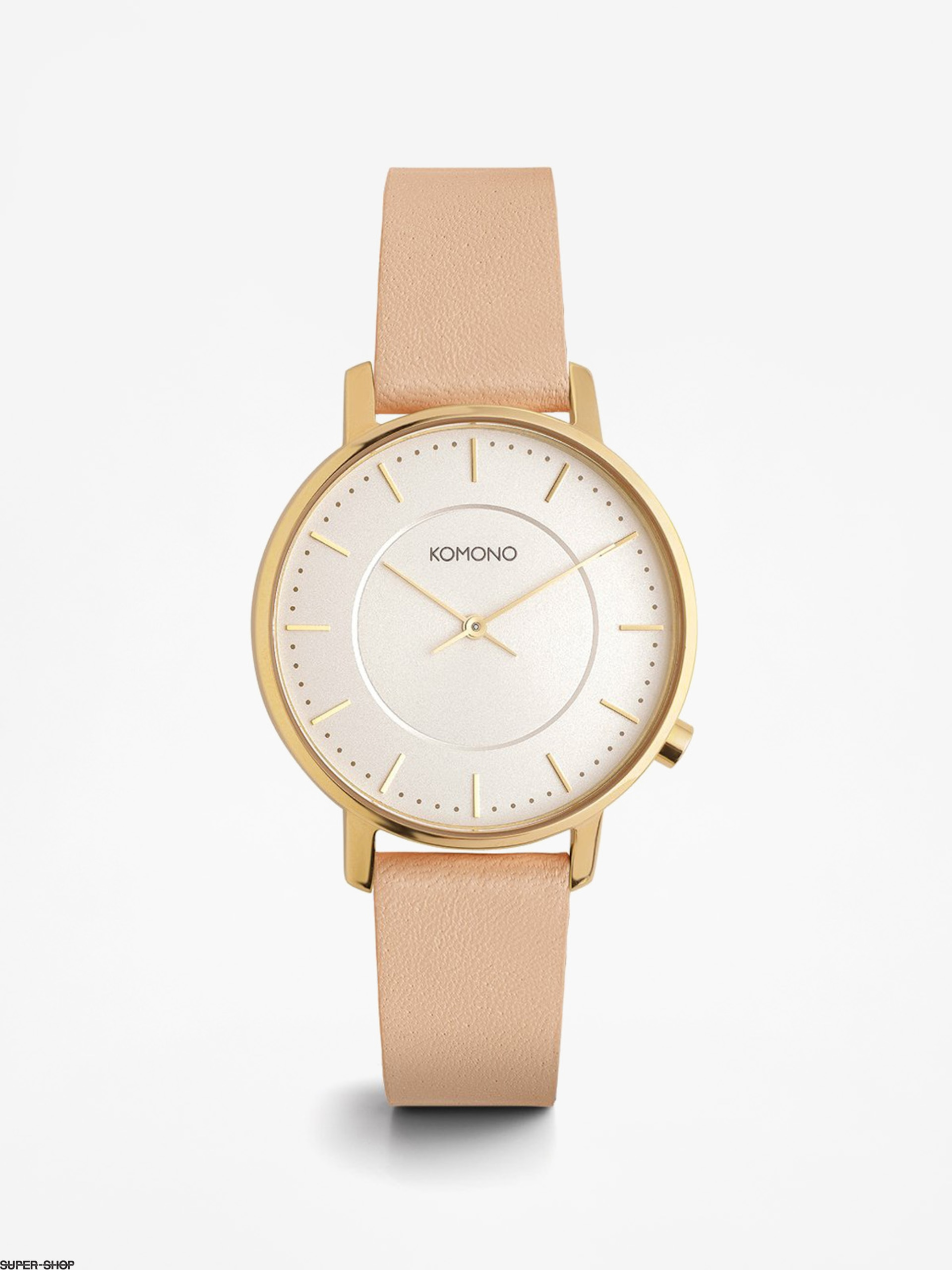 Komono Watch Harlow (pastel cinnamon)
