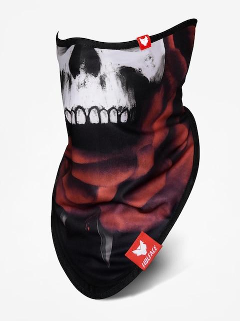 Wolface Bandana Skull and Roses