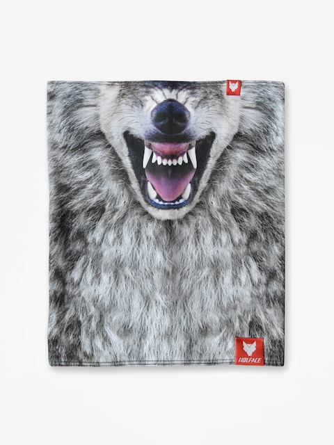 Wolface Neckwarmer Bad Wolf