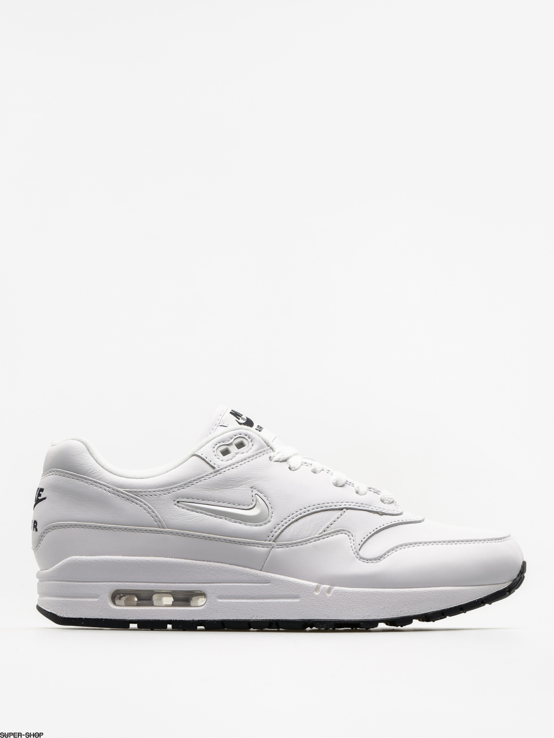 Nike Shoes Air Max 1 Premium Sc (white/white dark obsidian)