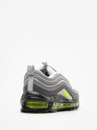 Nike Shoes Air Max 97 Wmn (dark grey/volt stealth pure platinum)