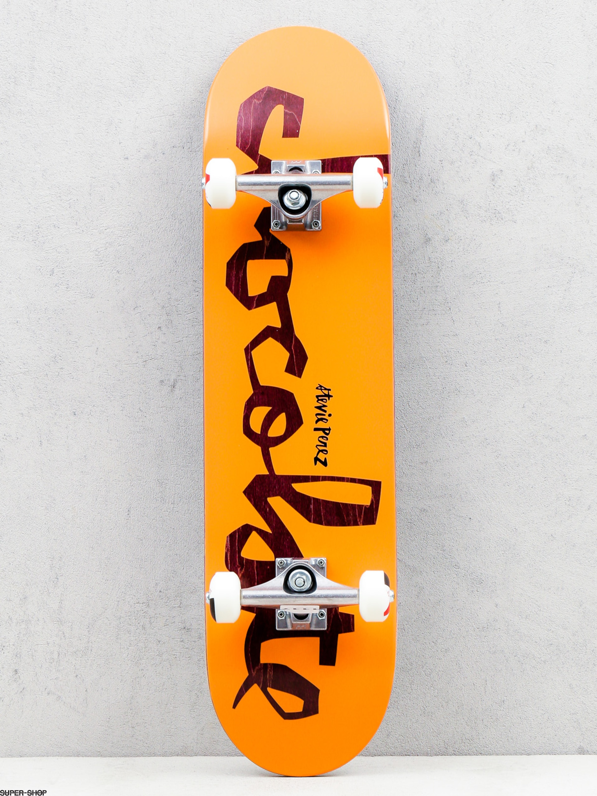 Chocolate Skateboard Peraz Classic (orange)