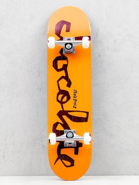 Chocolate Skateboard Peraz Classic (orange)