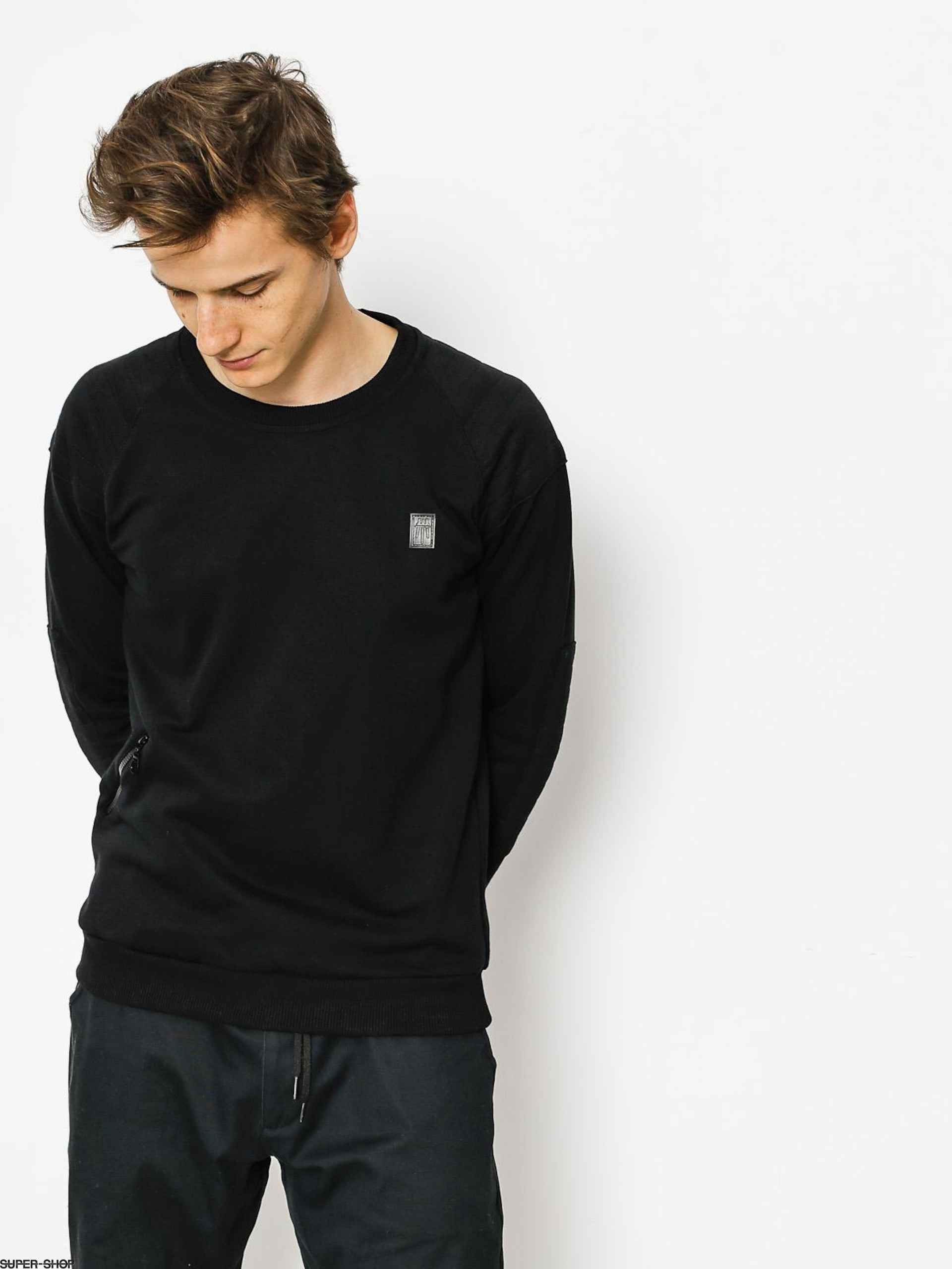 Majesty Sweatshirt Cafe Racer