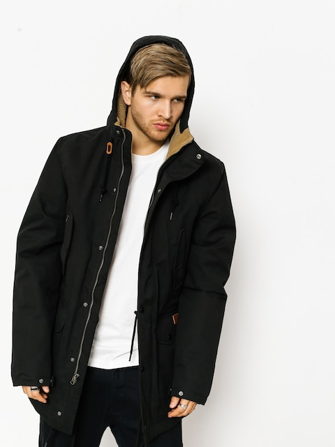 Volcom Jacket Starget Parka (blk)
