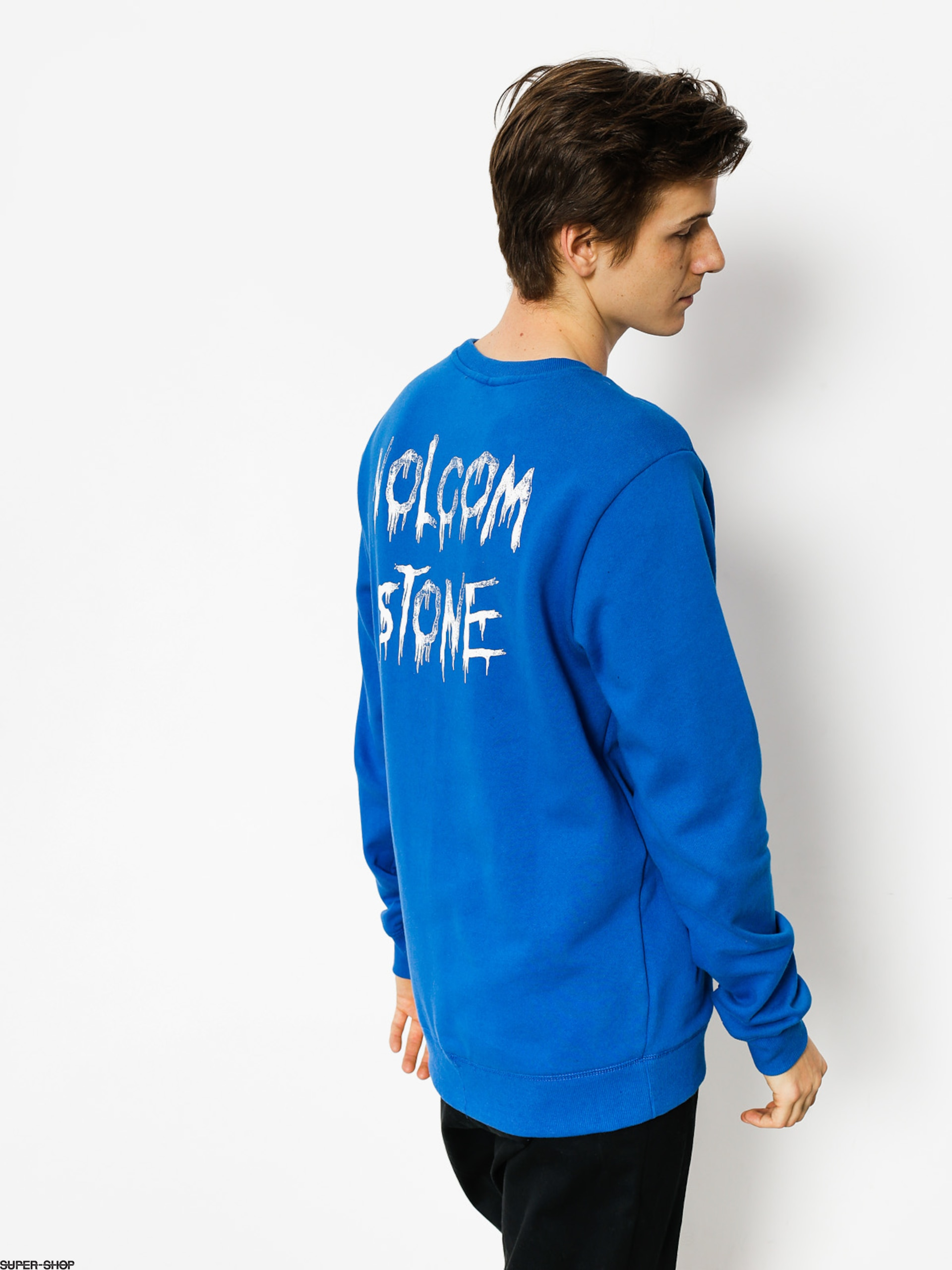 Volcom Sweatshirt Supply Stone Crew