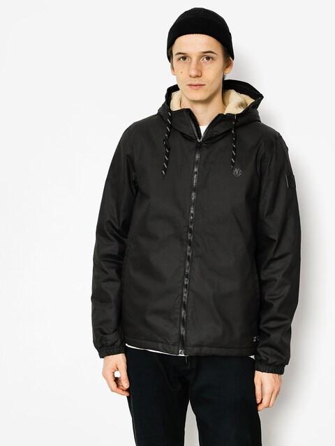 Element Jacket Alder Wax (flint black)