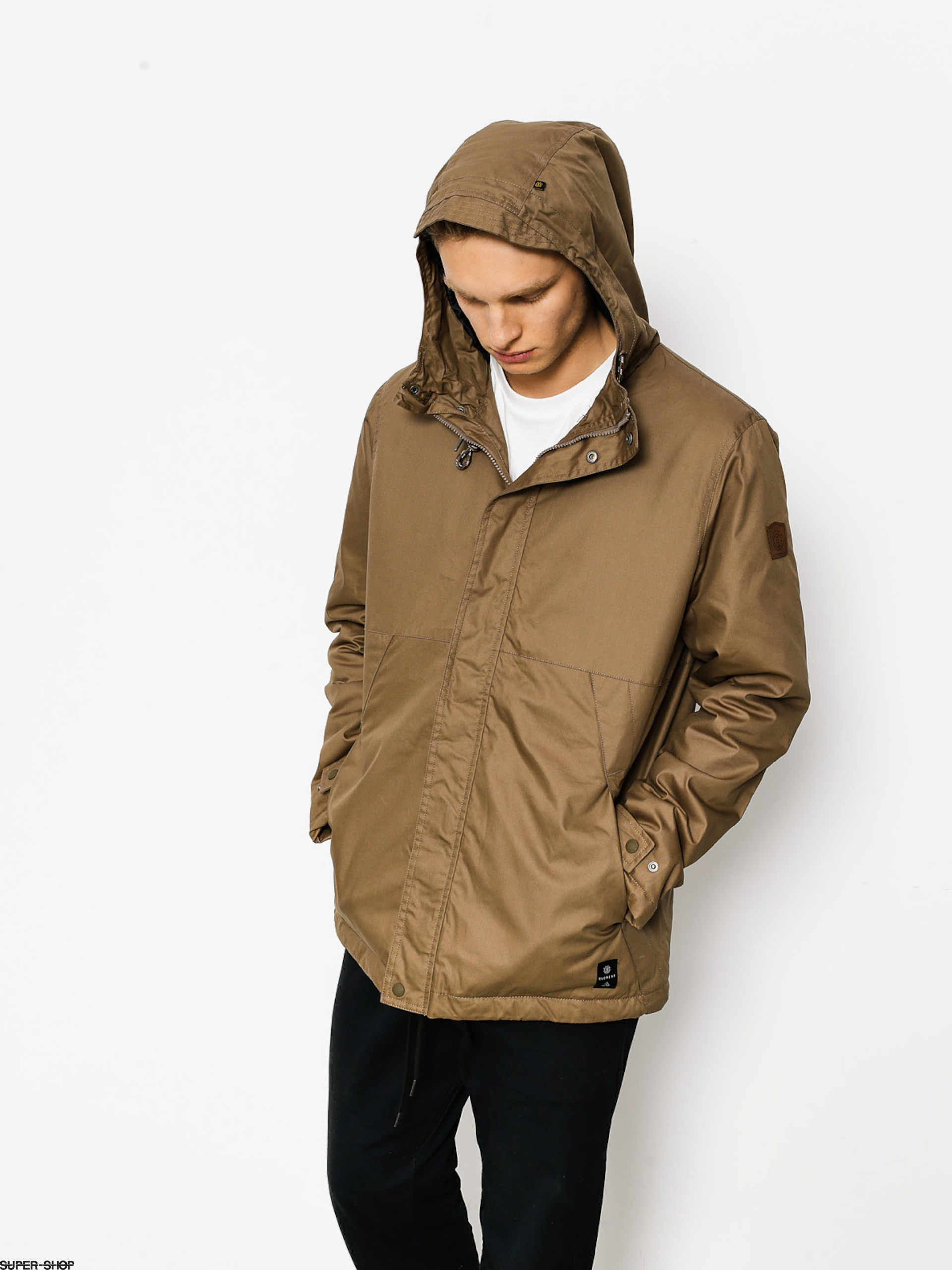Element Jacke Freeman (canteen green)