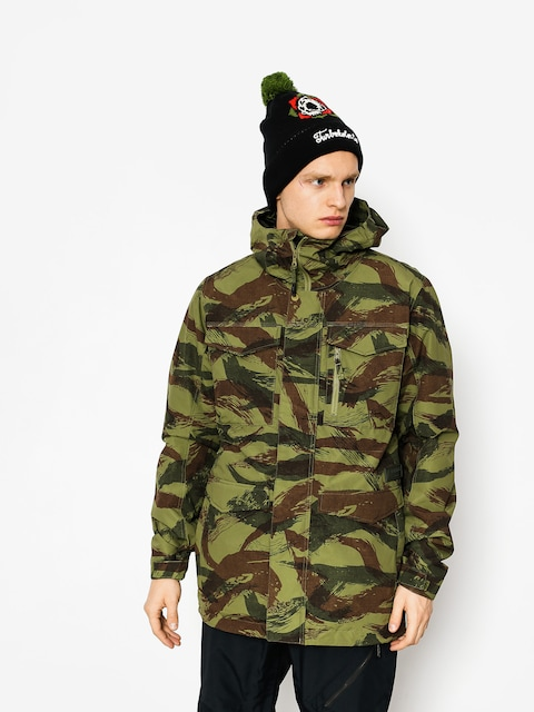 Burton Snowboard jacket Covert (brush camo)