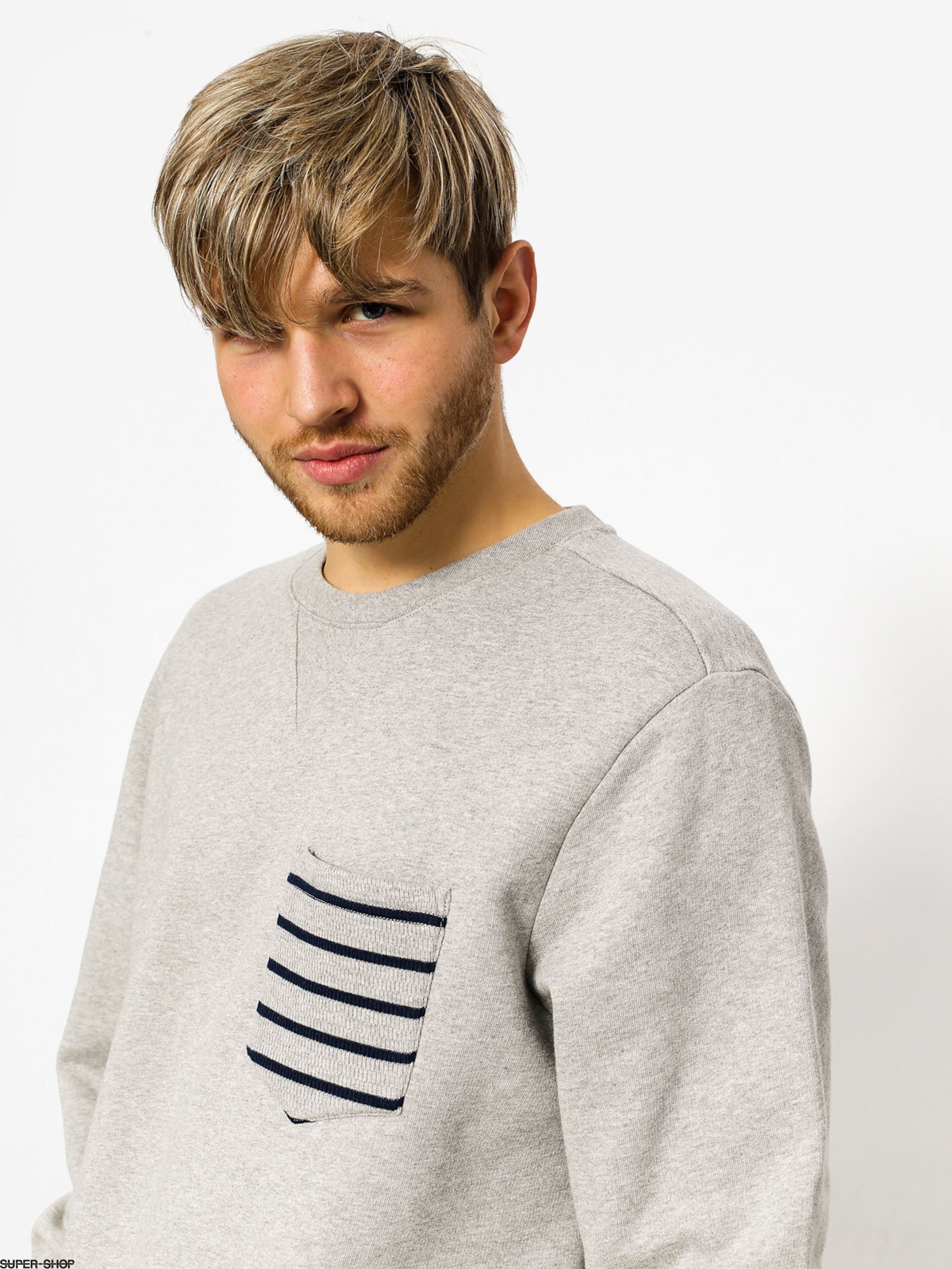 Element Sweatshirt Welden Cr (grey heather)