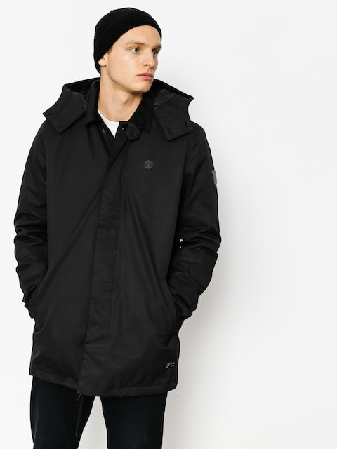 Element Jacke Murray Mac (flint black)