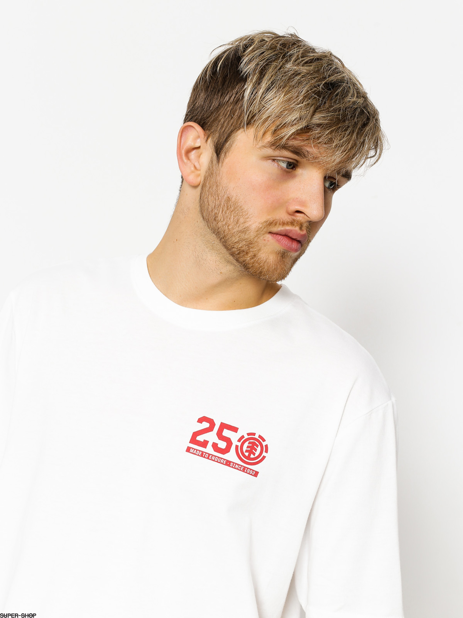 Element T-shirt 25 Year (optic white)