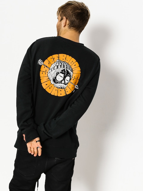 Element Sweatshirt Around Crew (flint black)