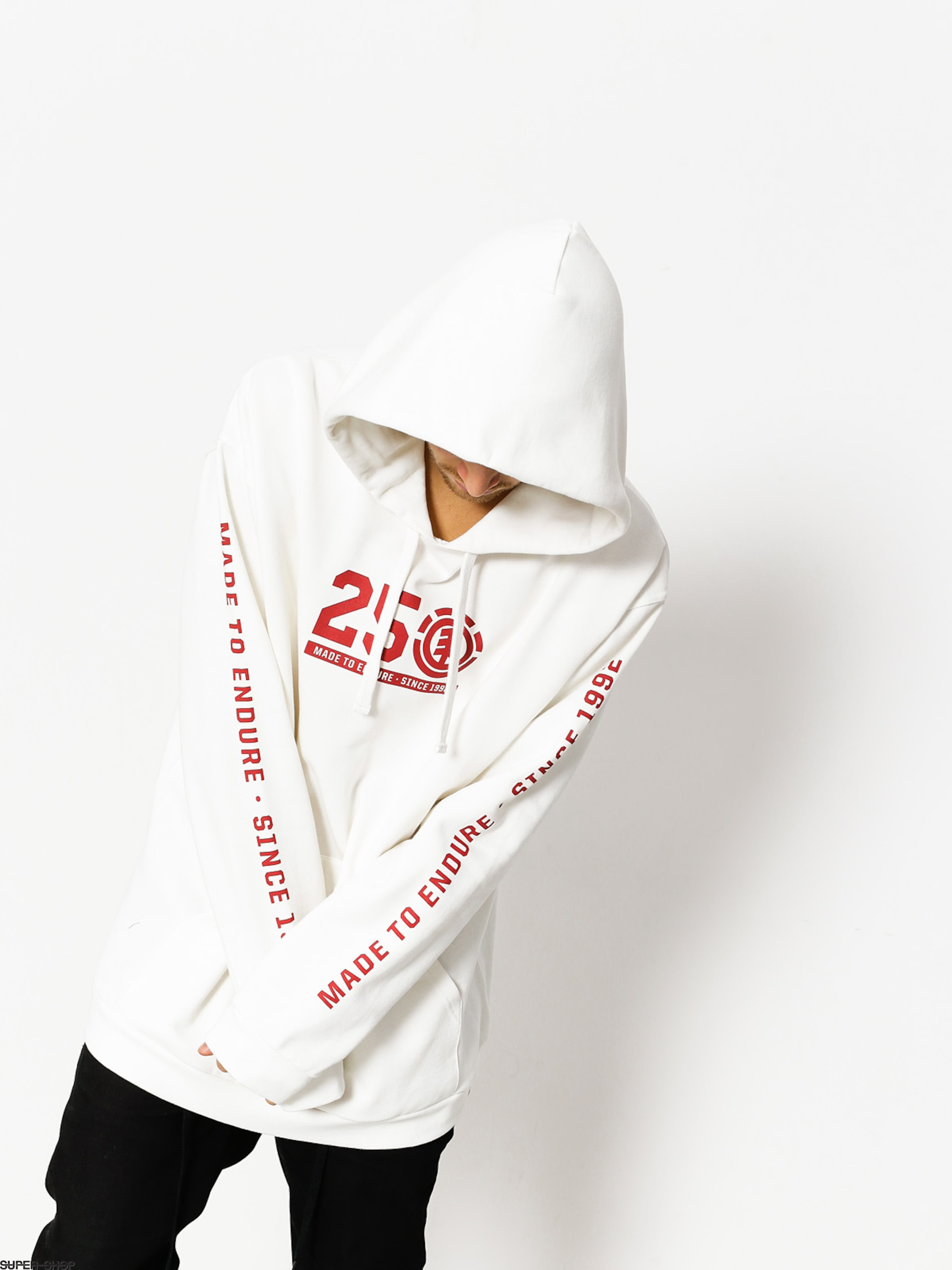Element Hoodie 25 Year HD (optic white)