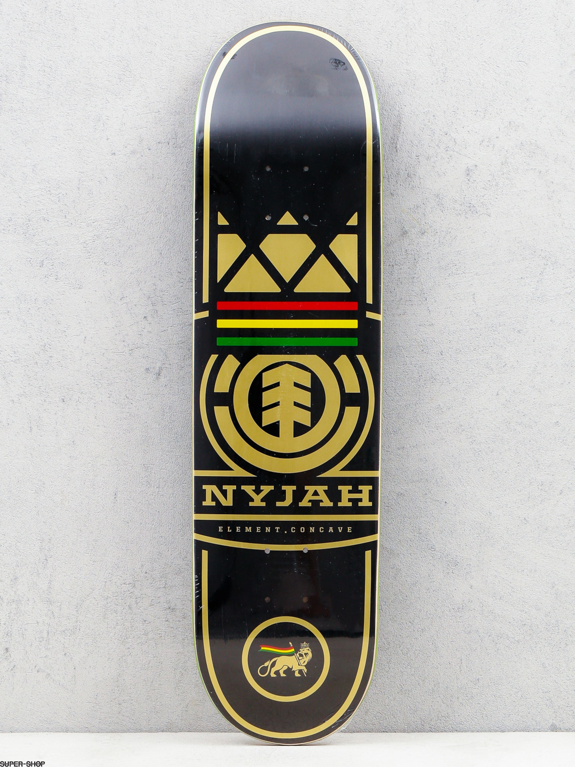 Element Deck Nyjah Concave Logo