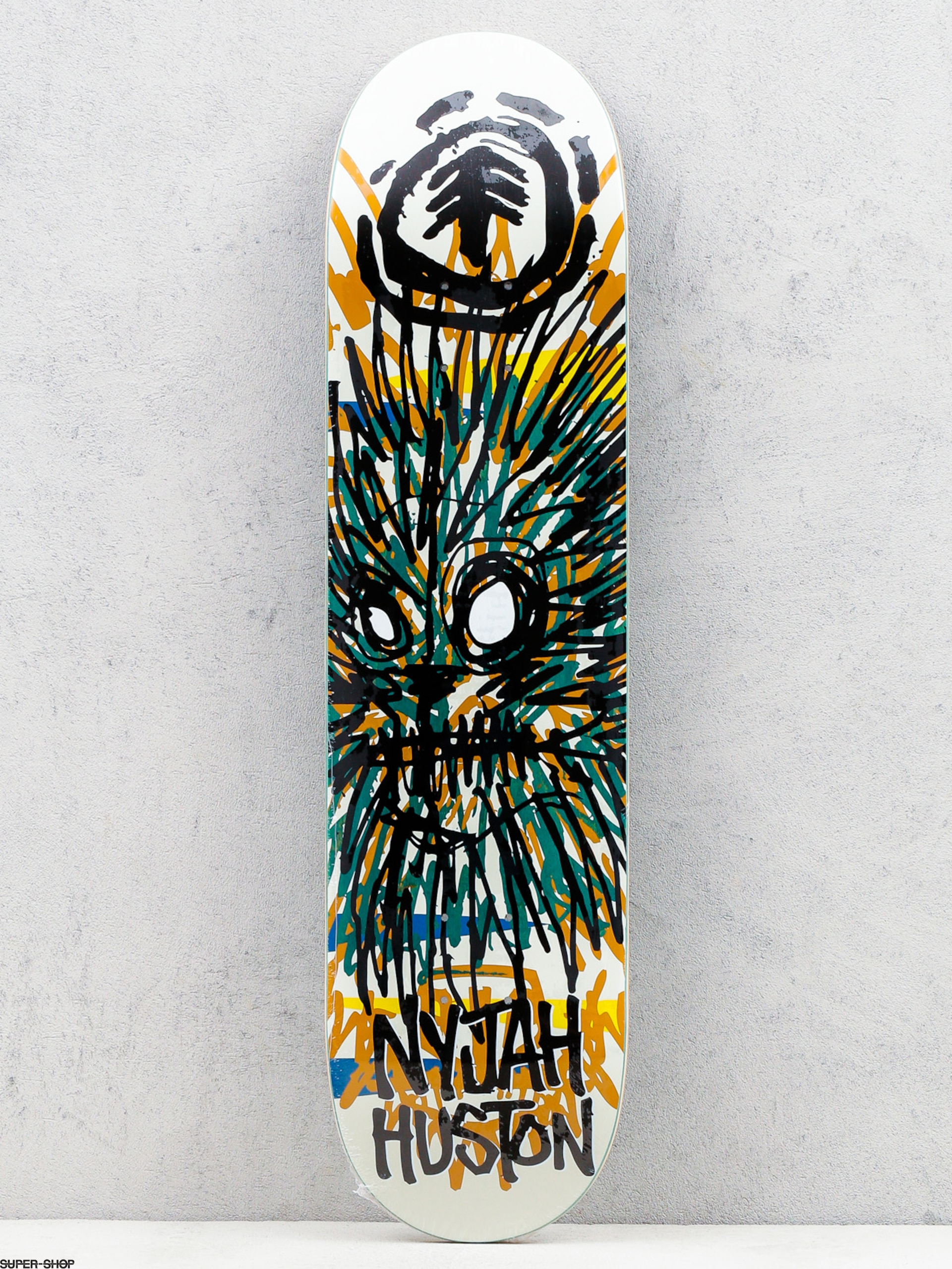Element Deck Fos Nyjah Lion