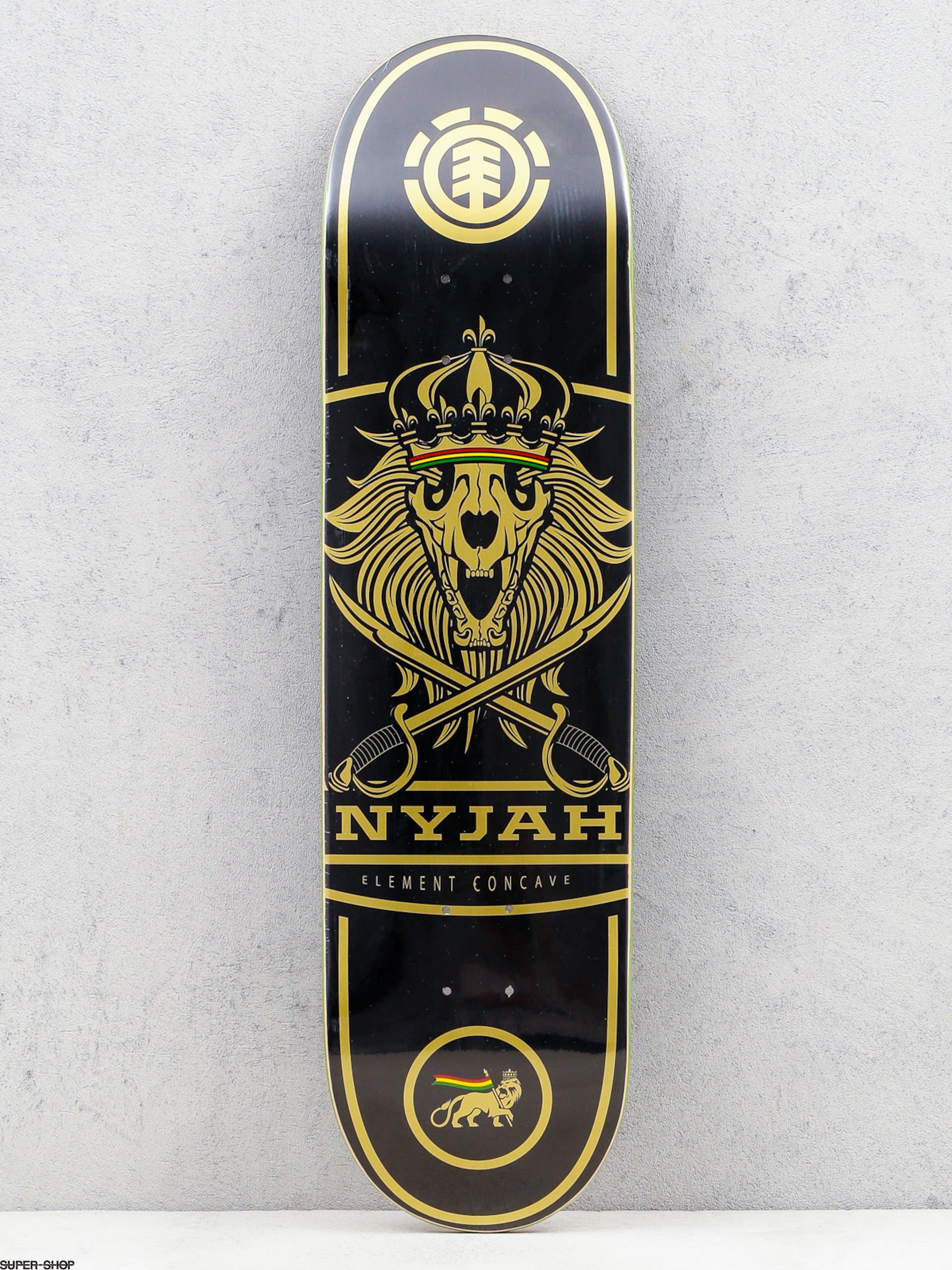 Element Deck Nyjah Concave Lion
