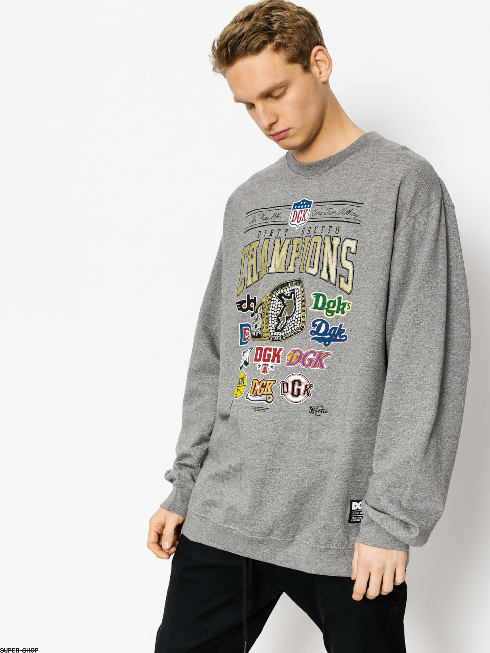 DGK Sweatshirt Champion
