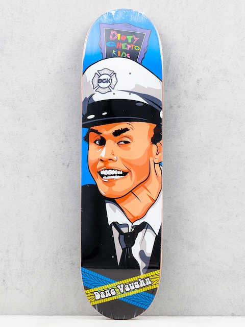 DGK Deck Rerun Vaughn (blue/multi)