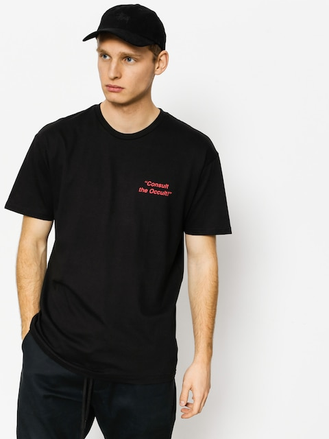 Welcome T-shirt Hotline (black/red)