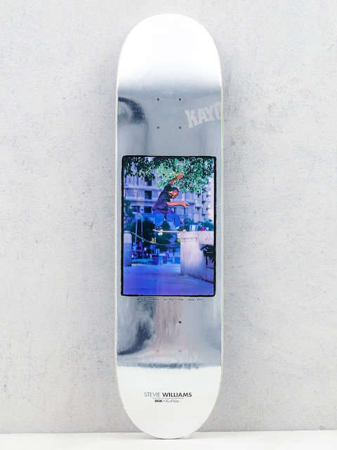 DGK Deck Blabac Silver Stevie Williams (silver)