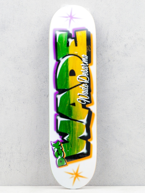 DGK Deck Airbrush Wade (white/multi)